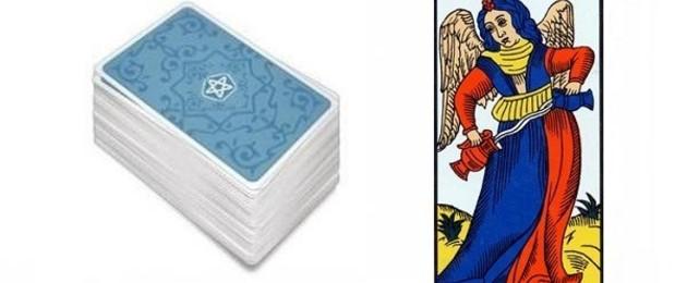 carta 14 del tarot